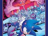 Sonic the Hedgehog Volume 9: Chao Races & Badnik Bases