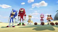 SB S1E11 Team Sonic waiting for their doom