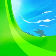 Sonic Dash ikona tlo
