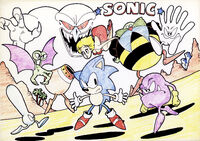 Sonic Gems 300