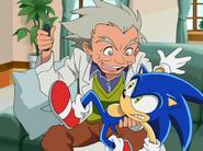 Sonic X ep 2 6