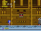 Mecha Sonic (Death Egg Zone)