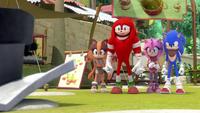 SB S1E13 Team Sonic surprised