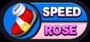 Sonic Runners Speed Rose