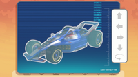 Sonic Speedster database