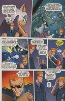 Sonic X issue 7 page 5