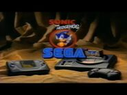 Sonic the Hedgehog Game Gear Commercial (1991)