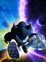 Sonic the Werehog promo