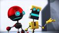 SB S1E01 Orbot Cubot response