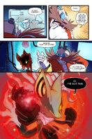 SonicForces Comic LoomingShadow P3