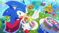 Sonic Channel 2021 Birthday