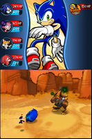 Sonic Chronicles The Dark Brotherhood Nintendo