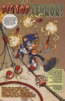 Sonic X issue 30 page 1
