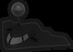 Stealth Jet - Blocked