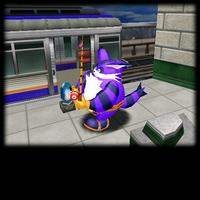 Sonic Adventure Credits (Big 06)