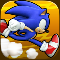 Sonic Runners App Icon