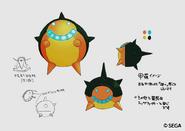 Egg Shackle koncept