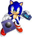 GCN GBA Sonic 2001