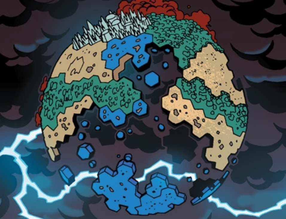 Lost Hex (IDW)