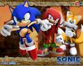 Sonic 06 tapeta 1
