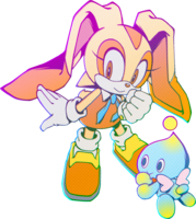 Sonic Channel July 2020 Cream & Cheese