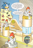 Sonic the Hedgehog Puzzle Book 1 - page 11