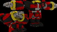 Speed Battle Model Omega