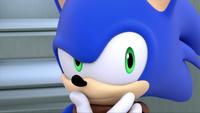 SB S1E19 Sonic think