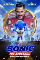 SonicMovie AustralianPoster