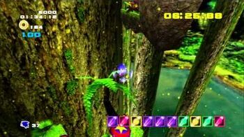 Sonic_Adventure_2_(PS3)_Green_Forest_Mission_1_A_Rank