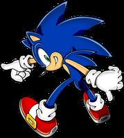Sonic Art Assets DVD - Sonic The Hedgehog - 8