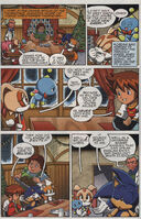 Sonic X issue 15 page 4