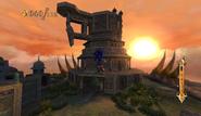 Levitated Ruin 080