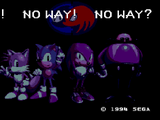 Прототипы Sonic & Knuckles