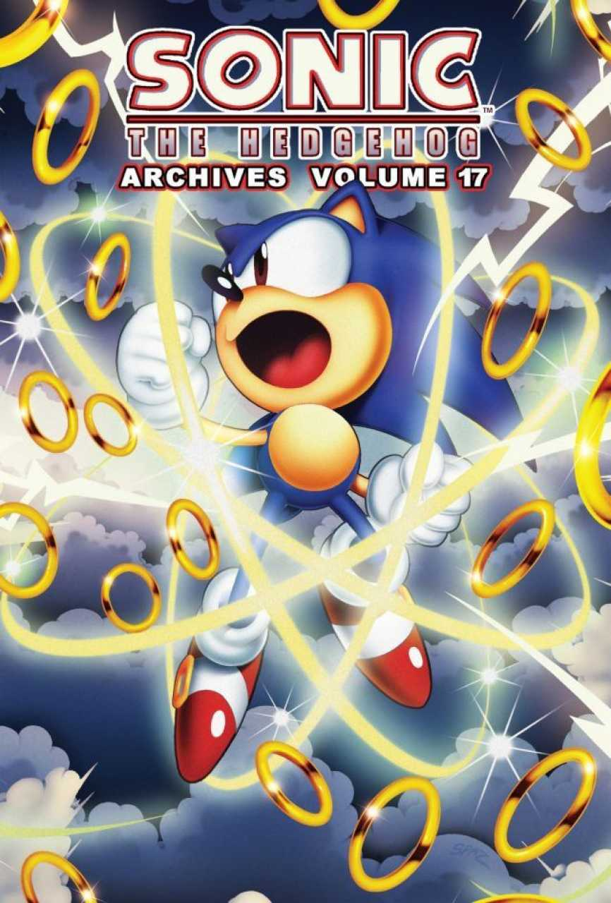Archie Sonic Archives Volume 17