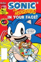 Sonic In Your Face