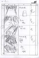 Sonic Riders storyboard 02