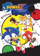 Sonic X discotek 1