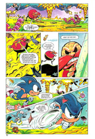Sonic Yearbook (1993) 9