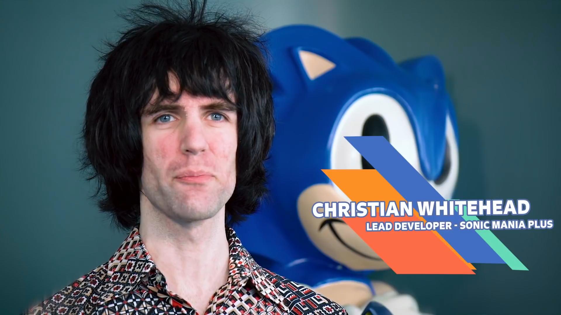 Christian Whitehead