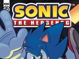 IDW Sonic the Hedgehog Issue 38