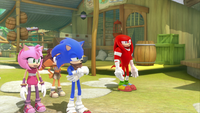 SB S1E18 Team Sonic sigh