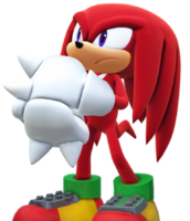 TSR story Knuckles 3