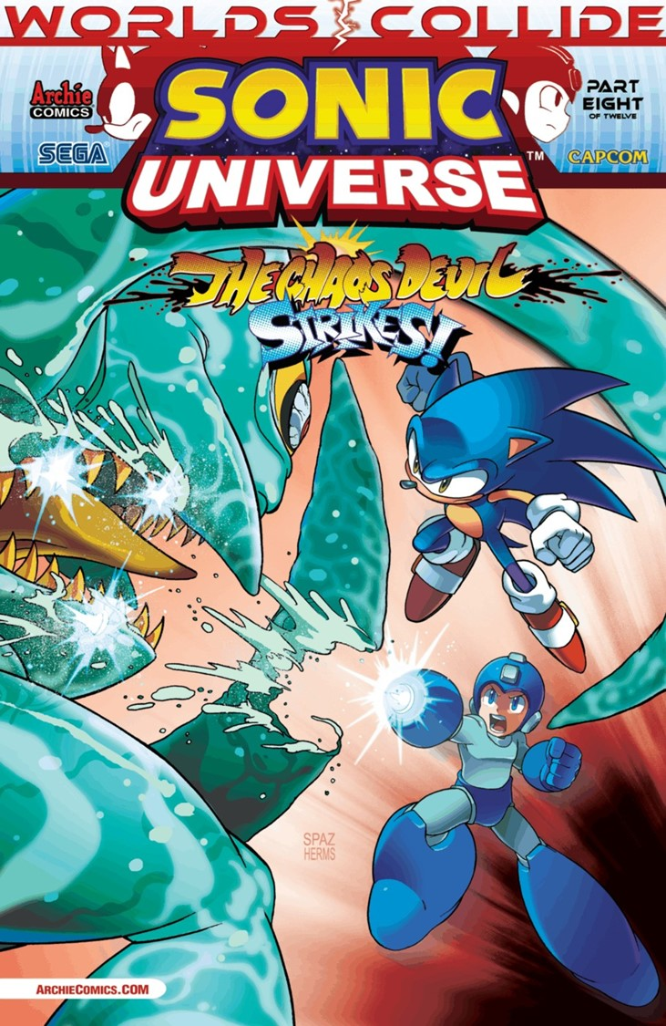 Sonic Universe Issue 53