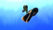 Zero Gravity Cutscene 385