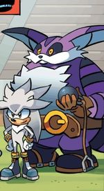 Big the Cat (In Another Time, In Another Place)