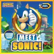 Meet Sonic! Libro ilustrado