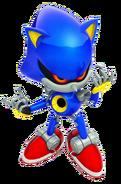Metal Sonic klasyczny