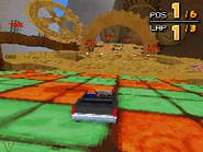 Sandy Drifts DS 11