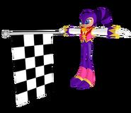 Sega Racing Model Nights
